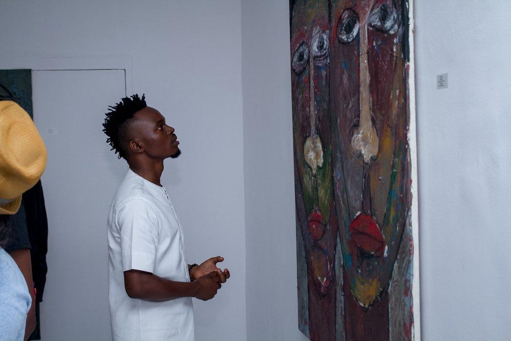 Visual Artist, Promise Onali