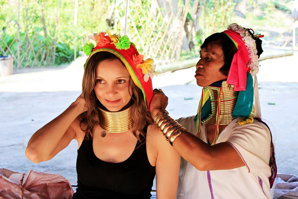Karen Hilltop Tribe, Northern Thailand