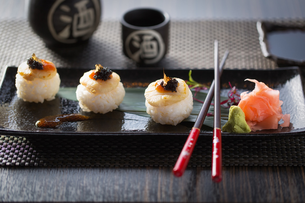 High end Japanese Food Photography