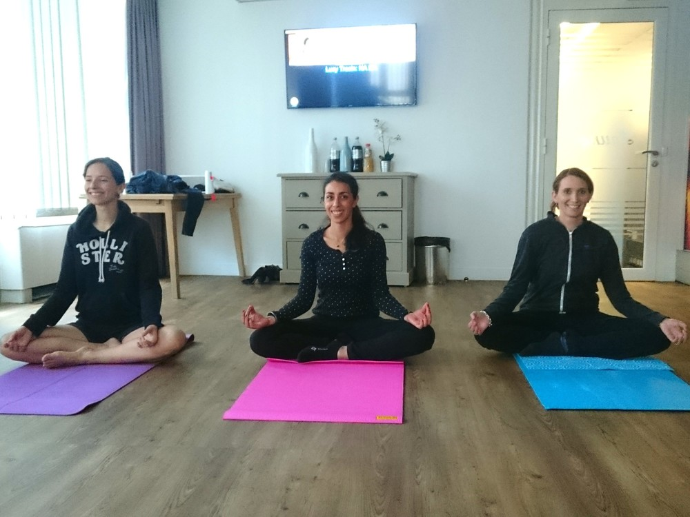 Méditation chez Homeaway France