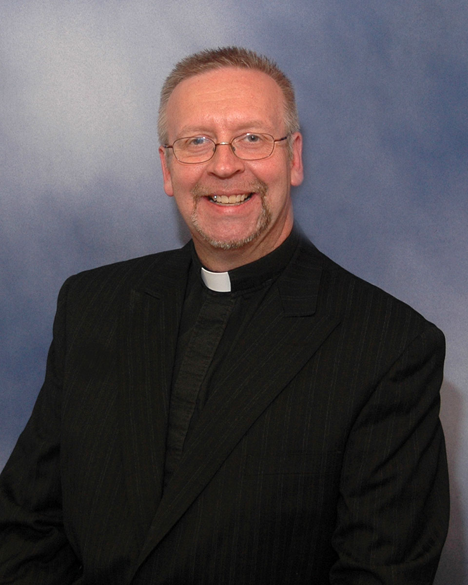 Fr. Thomas J. Lewandowski, Administrator of Christ the Light of the World and St. Joseph Parish