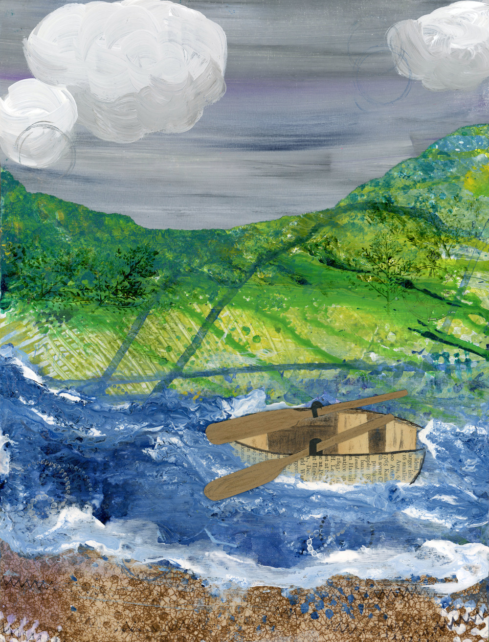 Mountain Boat (2015)