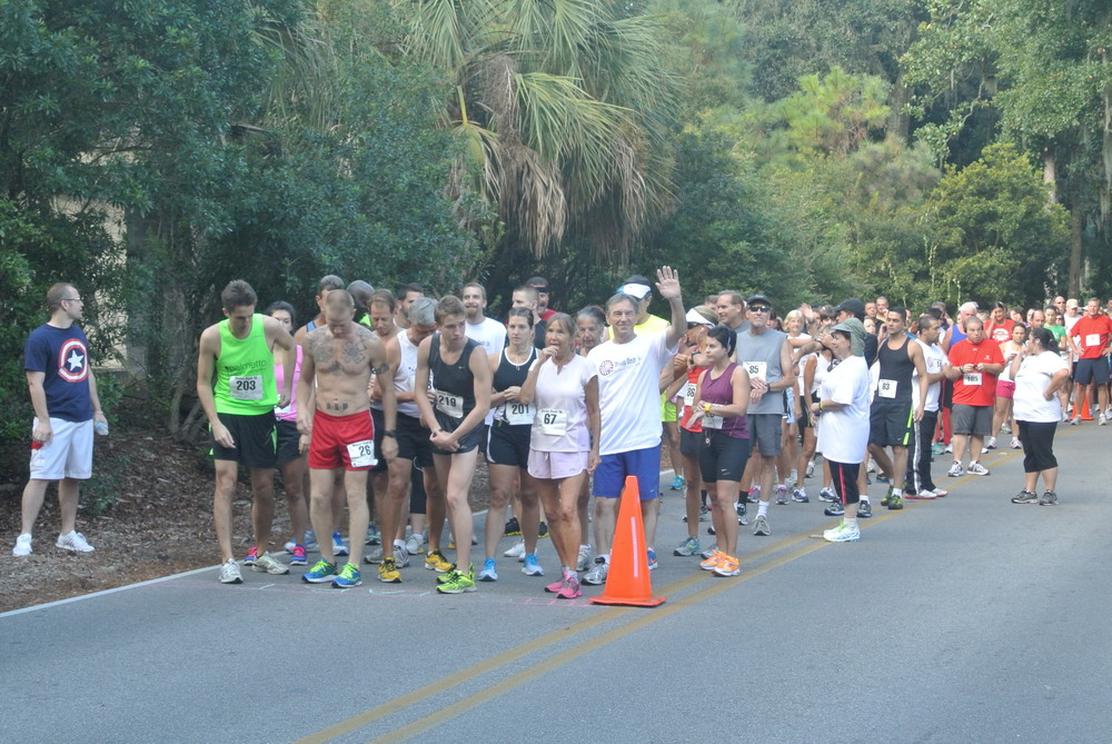 Devin's Dash 5K     Date: Sat., Sept., 20th     Time: 8 a.m.     Place: H3