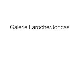 Galerie Laroche/Joncas