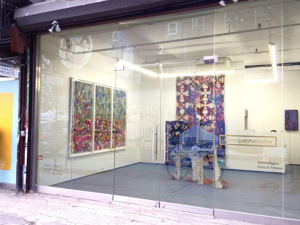 2 Rivington Exterior Art