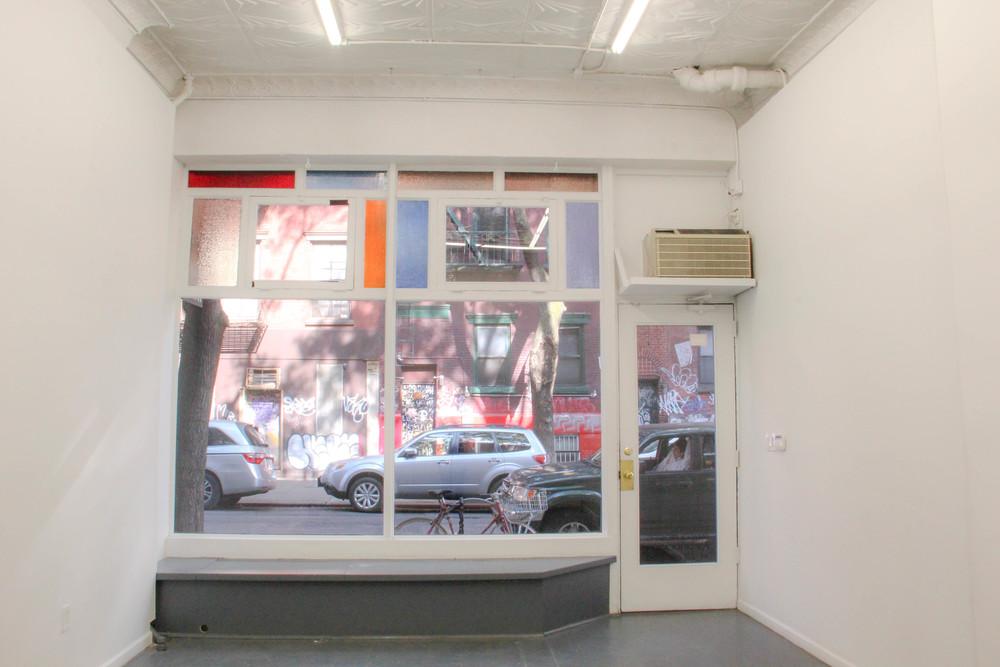 elizabeth gallery nolita pop up interior