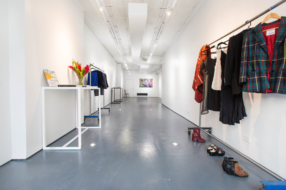 208 Bowery Gallery Pop Up Space - Interior retail space