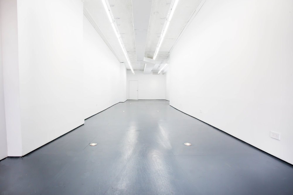 208 Bowery Gallery West View Interior