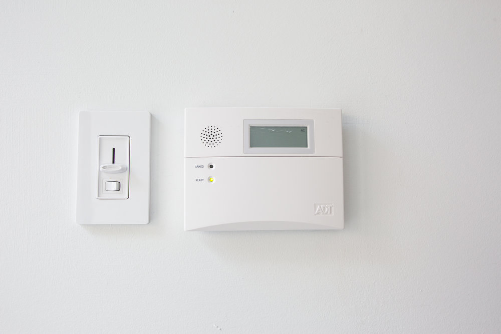 208 Bowery Gallery Alarm System