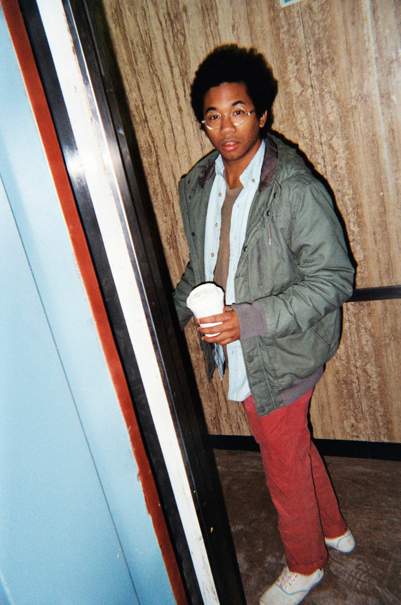 Toro y Moi for self-titled