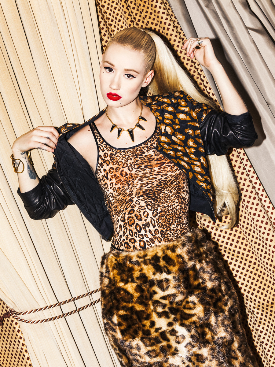 Iggy Azalea for Nylon
