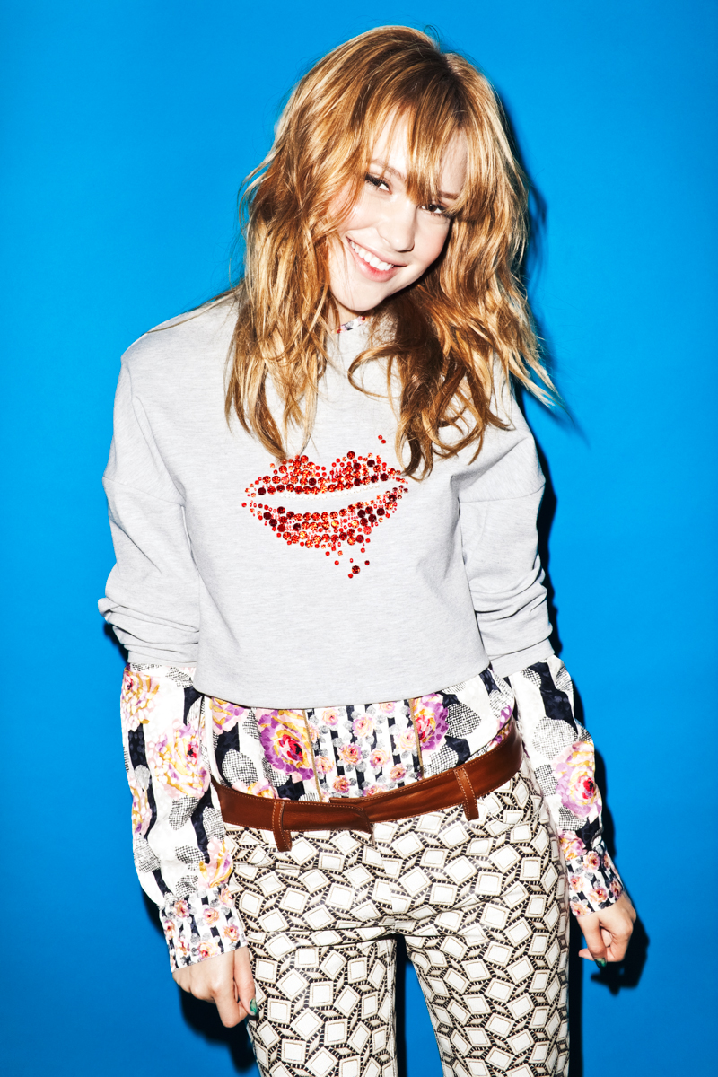 Alexia Fast for Nylon