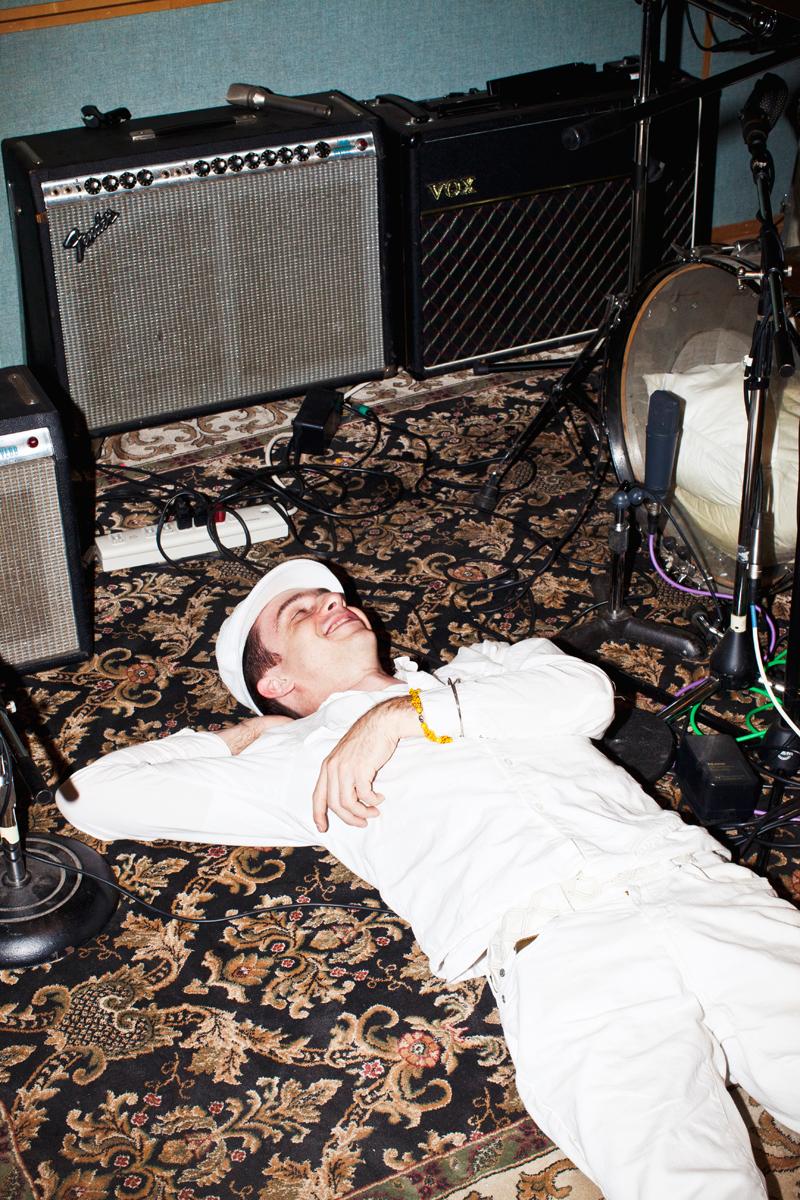 Gavin Russom for self-titled