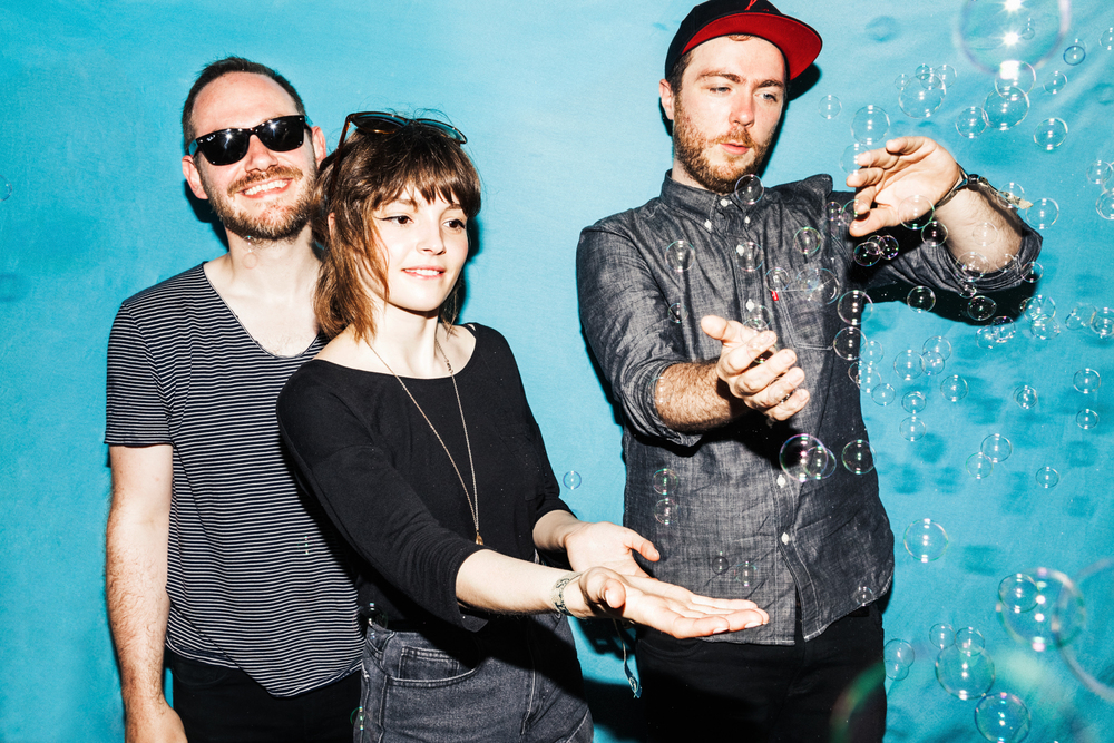 Chvrches for Spin