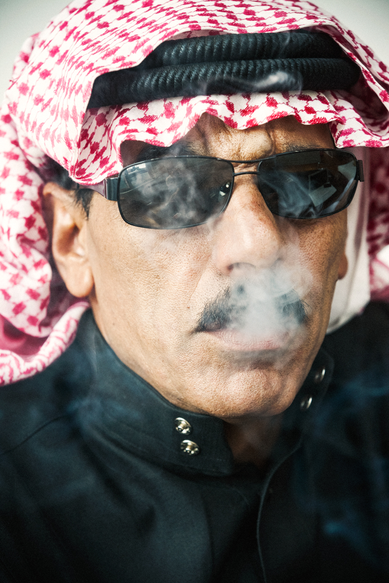 Omar Souleyman for self-titled