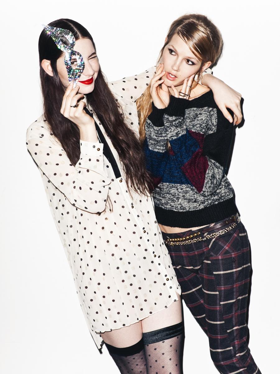 Fashion for Nylon