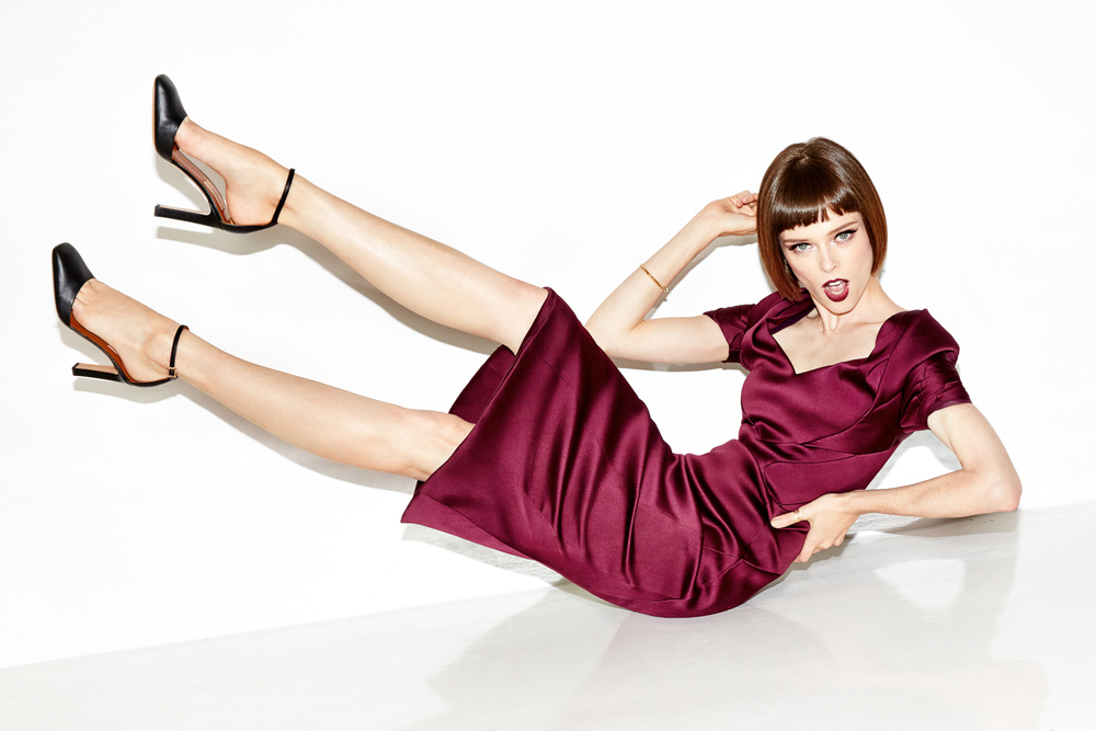 Coco Rocha for Glamour