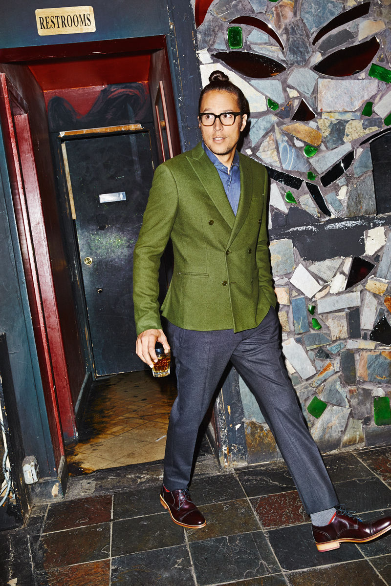 Cary Fukunaga for Esquire