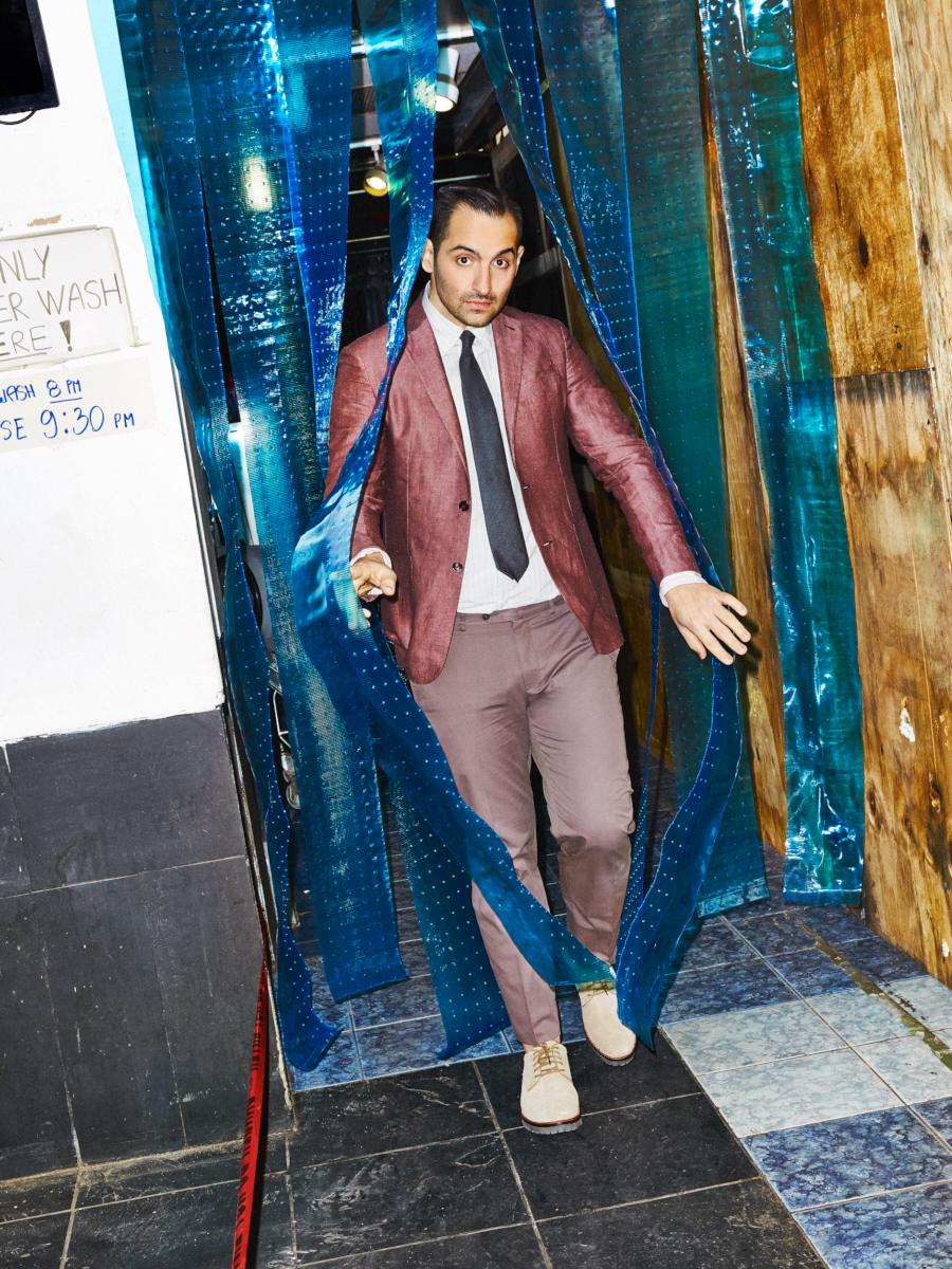 Mario Carbone for Esquire