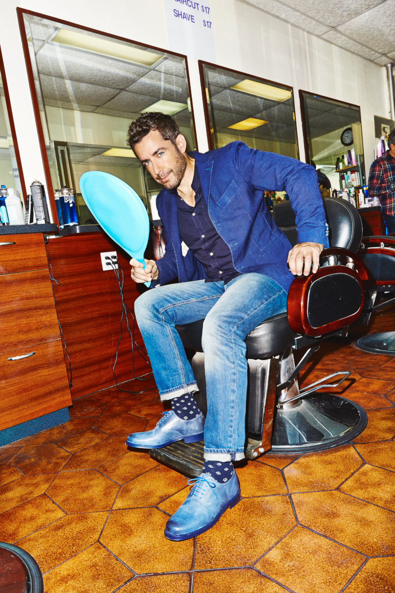 Jason Jones for Esquire