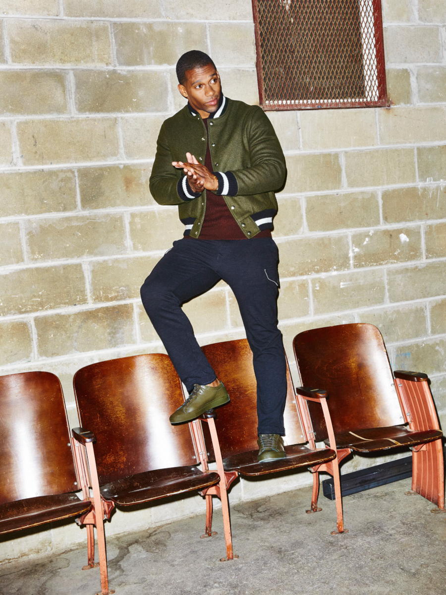 Victor Cruz for Esquire