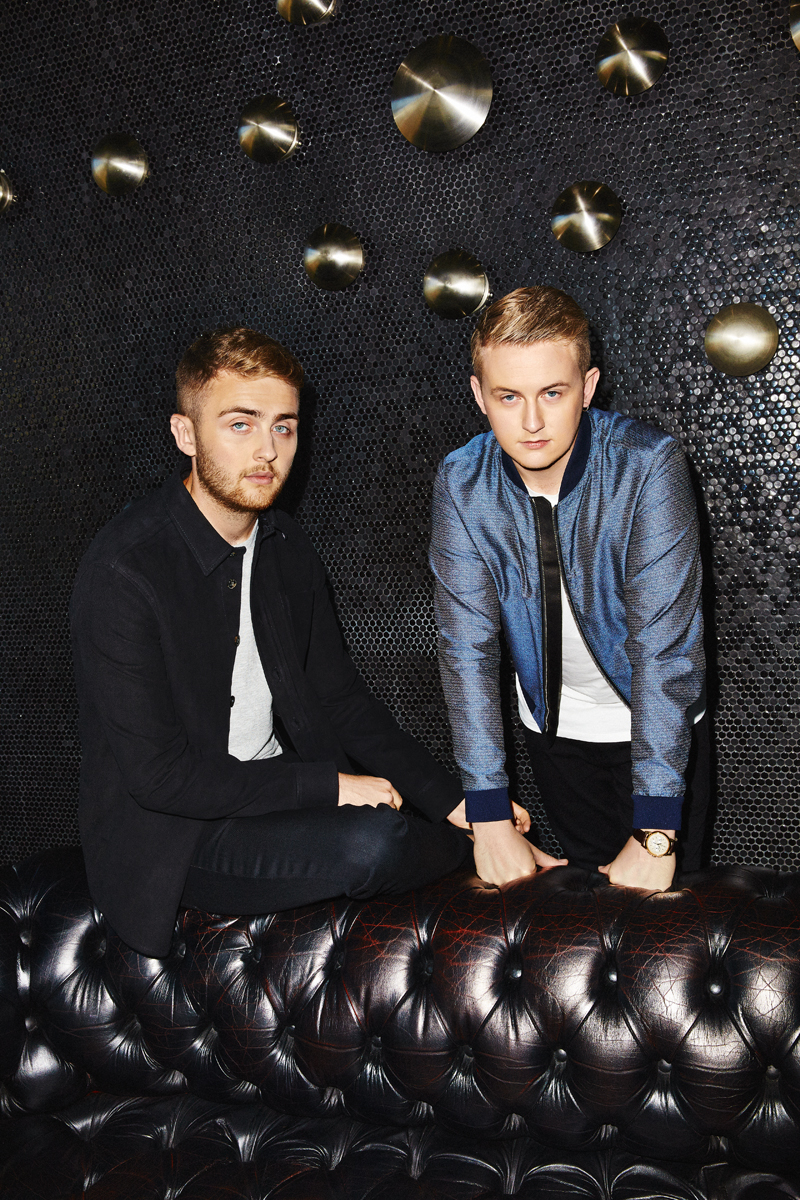 Disclosure for Billboard