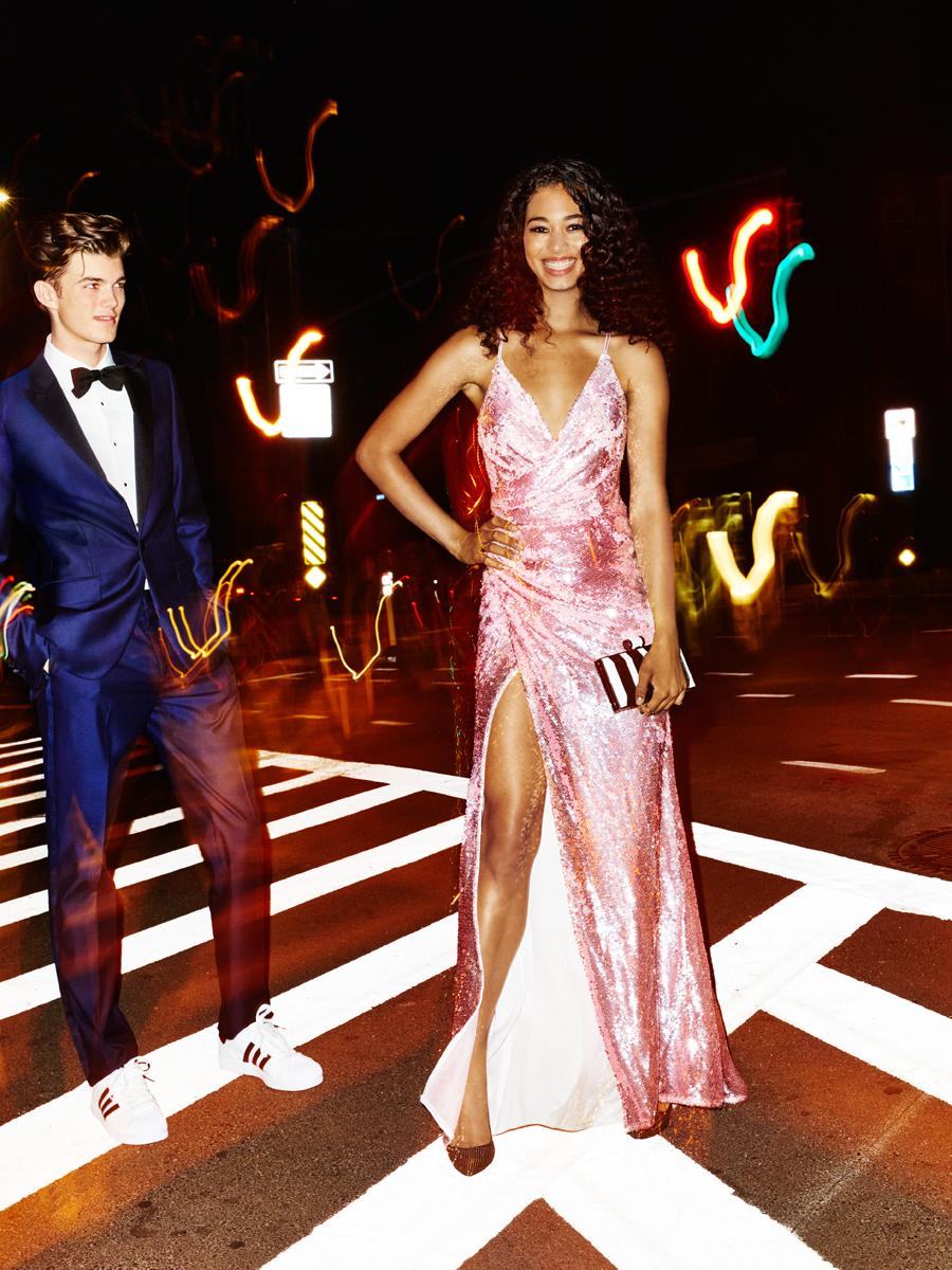 James and Dakota for Seventeen Prom