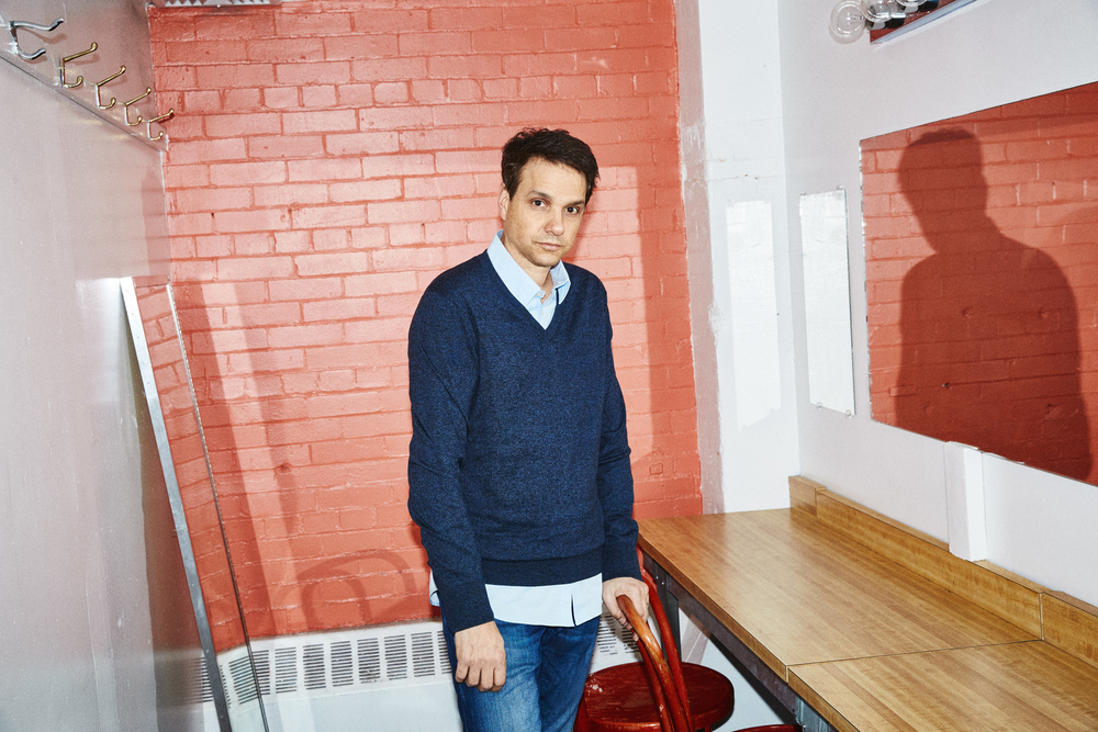 Ralph Macchio for the New York Times