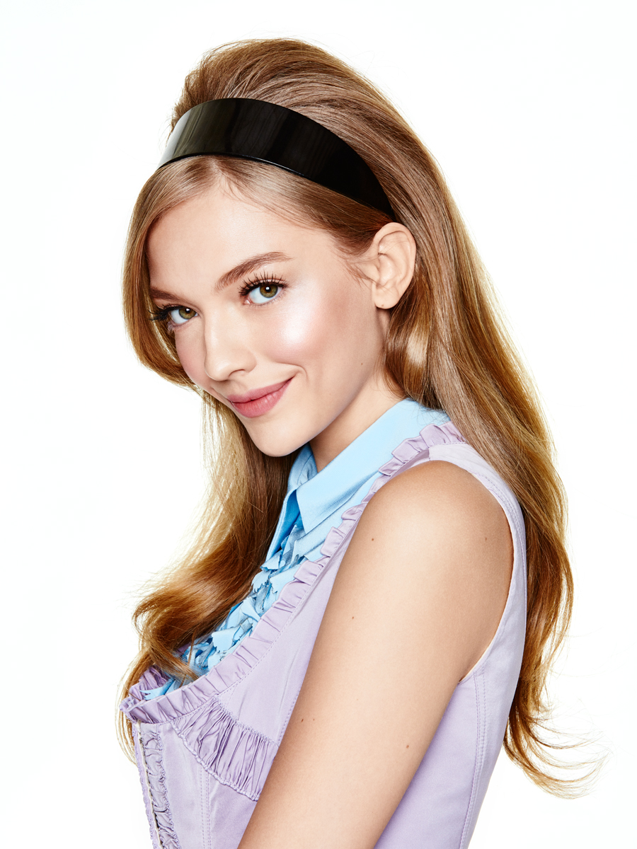 """Gorgeous in Wonderland"" for Seventeen"