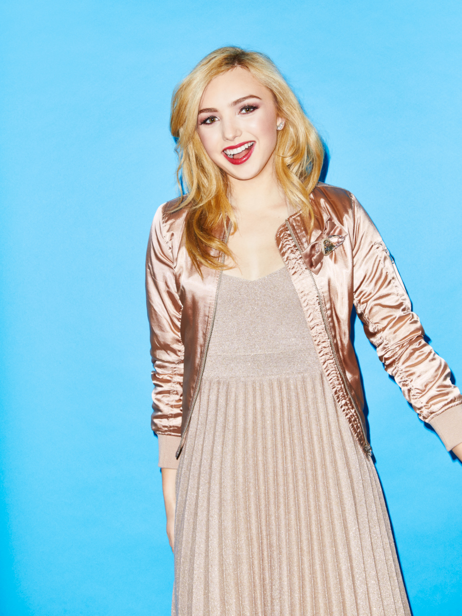 Peyton List for TigerBeat