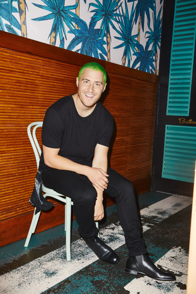 Mike Posner for Billboard