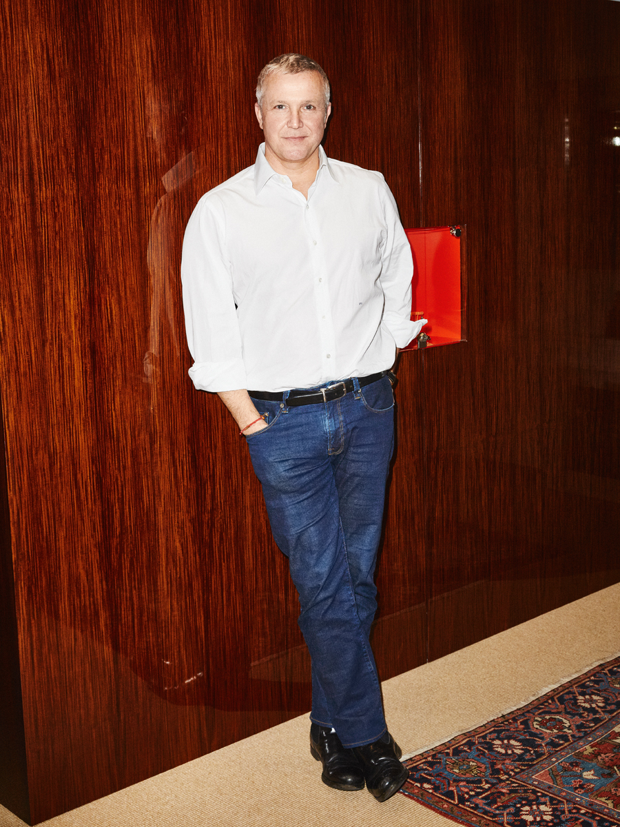 James de Givenchy for Rhapsody