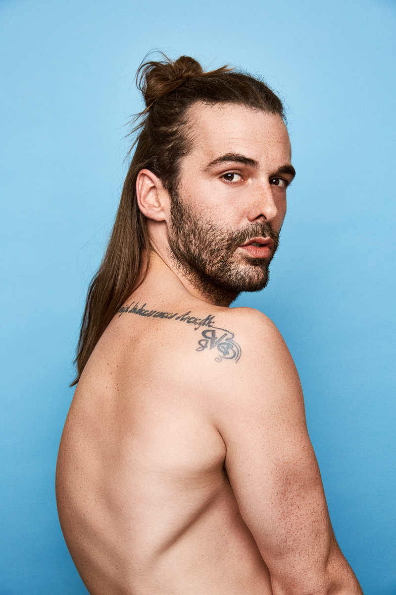 Queer Eye's Jonathan Van Ness