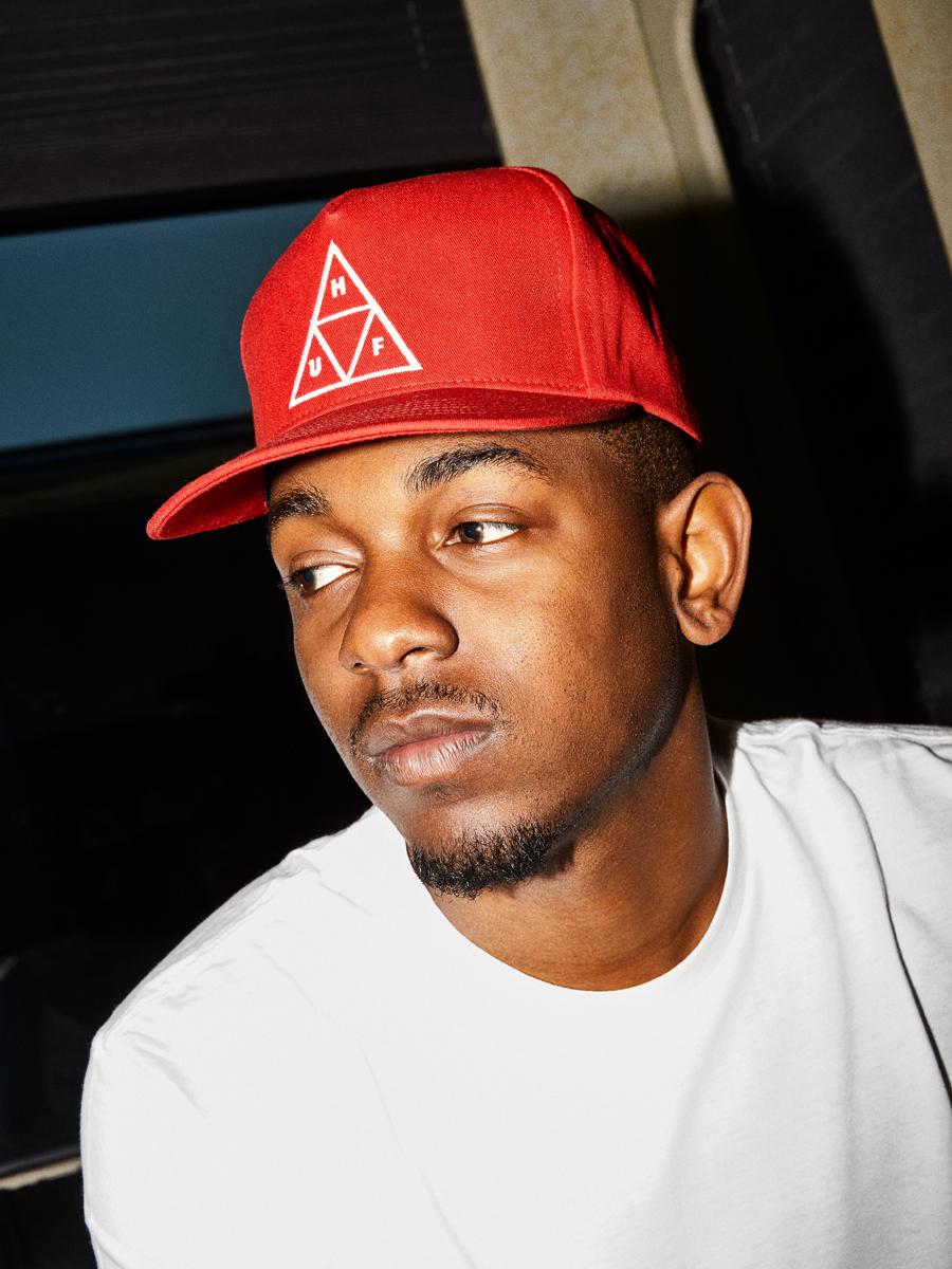 Kendrick Lamar for Spin