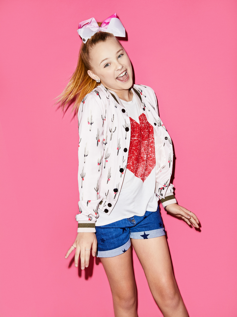Jojo Siwa for Tigerbeat