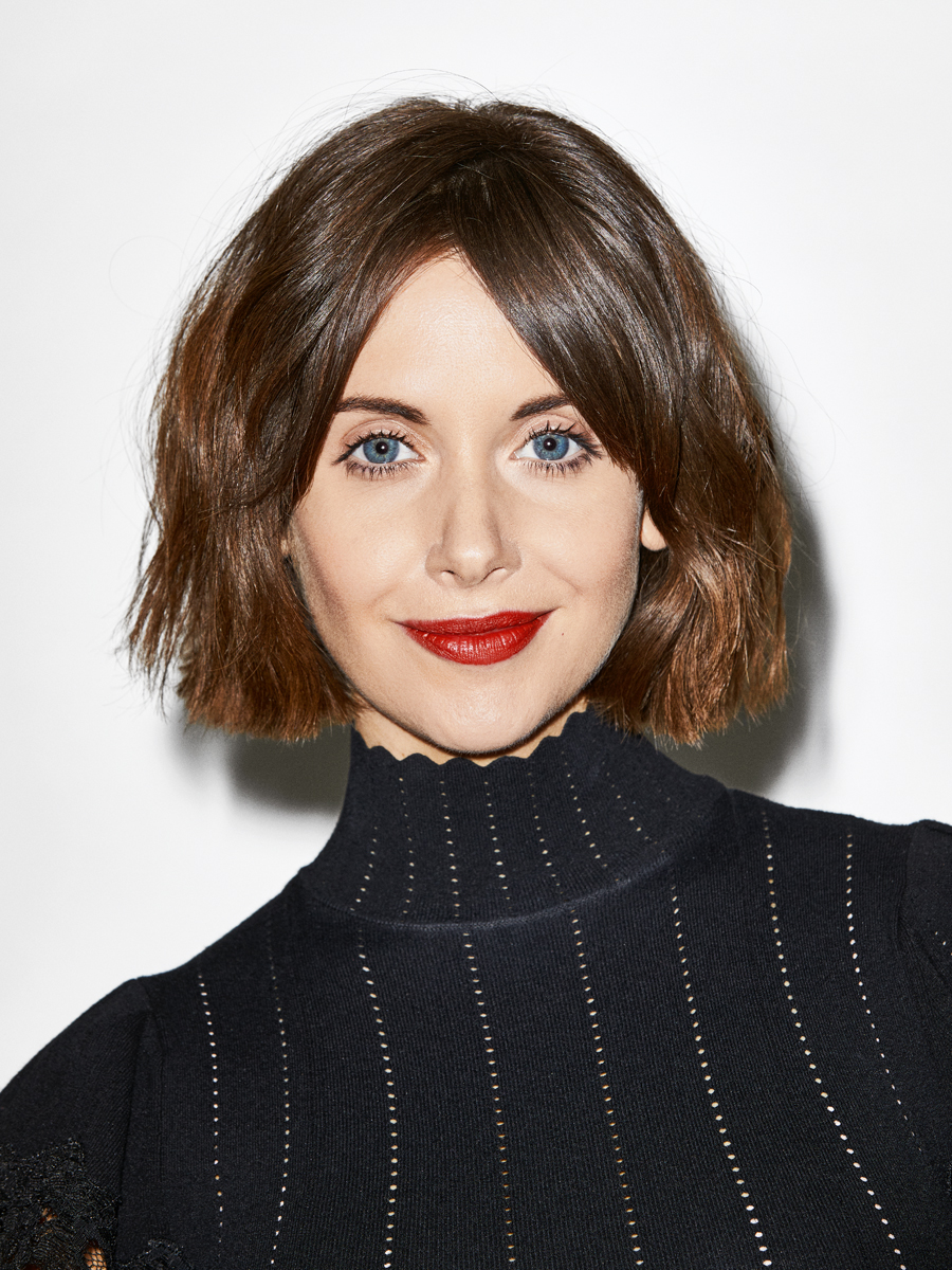 Alison Brie for the New York Times