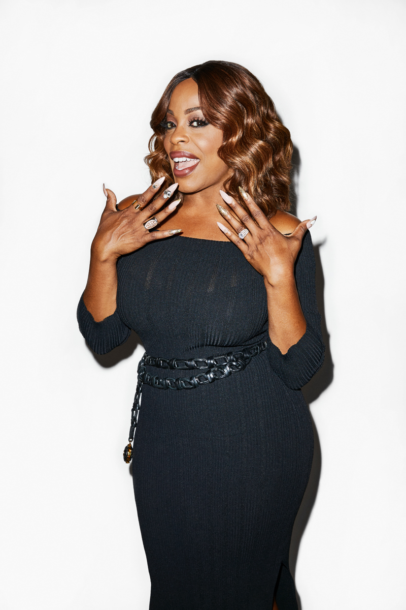 Niecy Nash for the New York Times