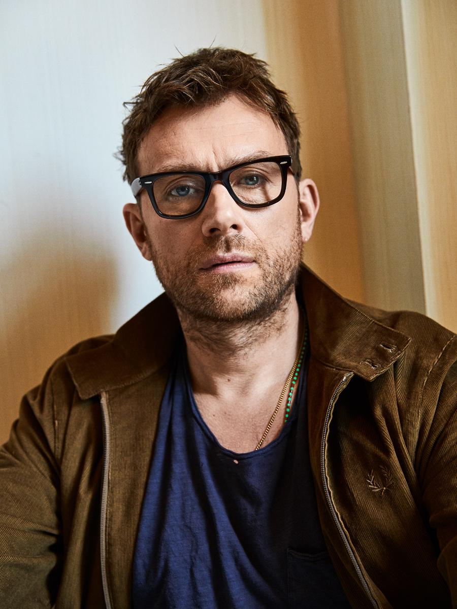 Damon Albarn for Billboard