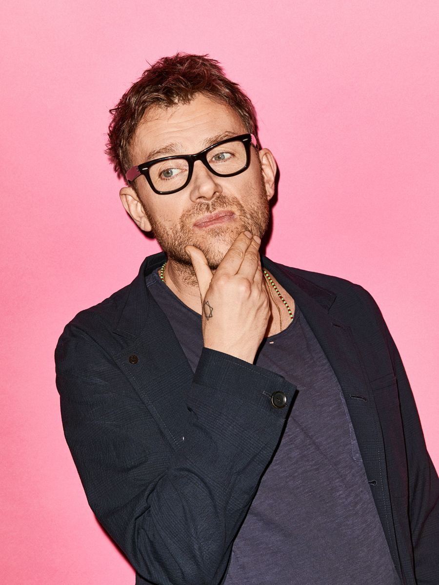 Damon Albarn for Billboard
