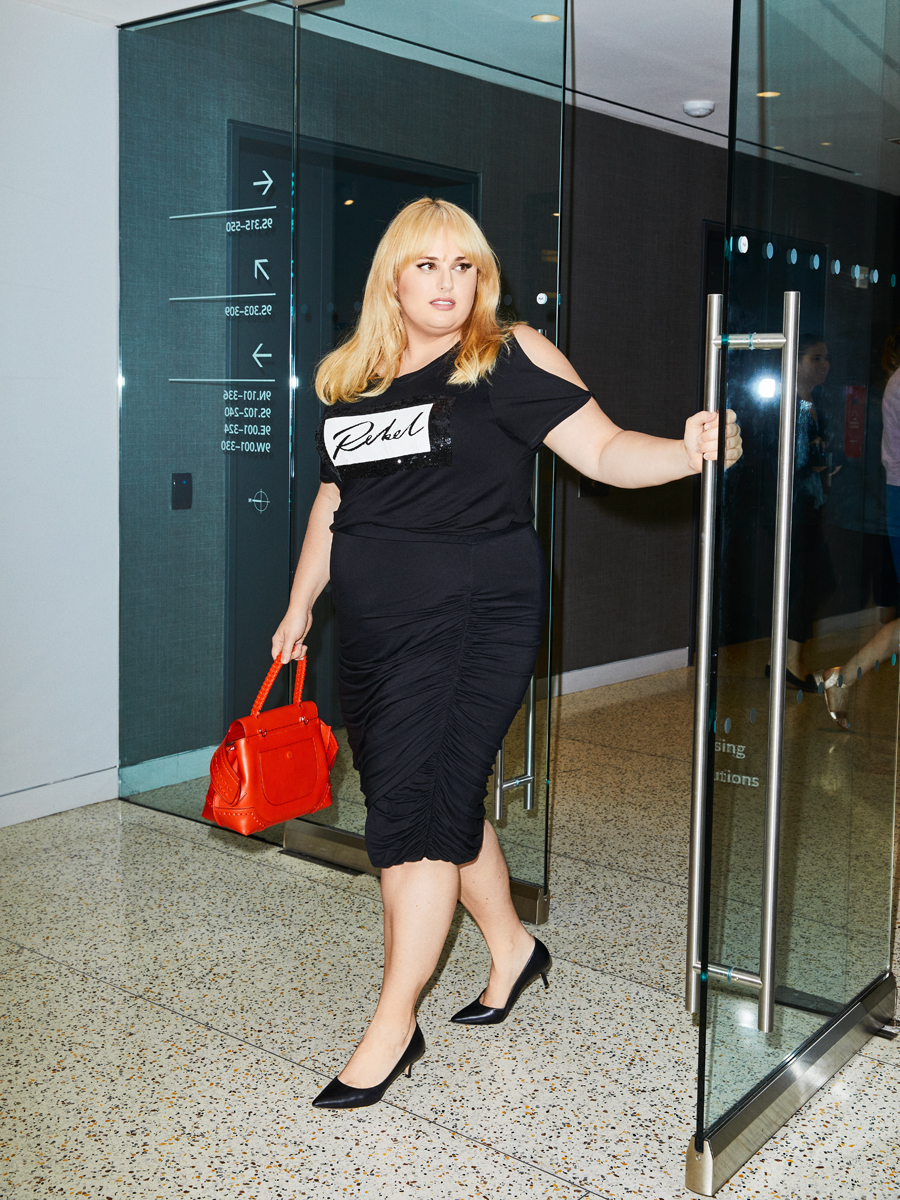 Rebel Wilson for People Style