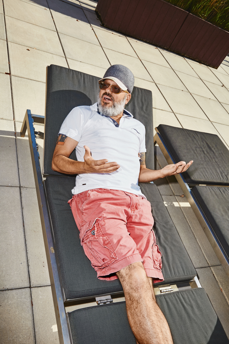 David Cross for the New York Times