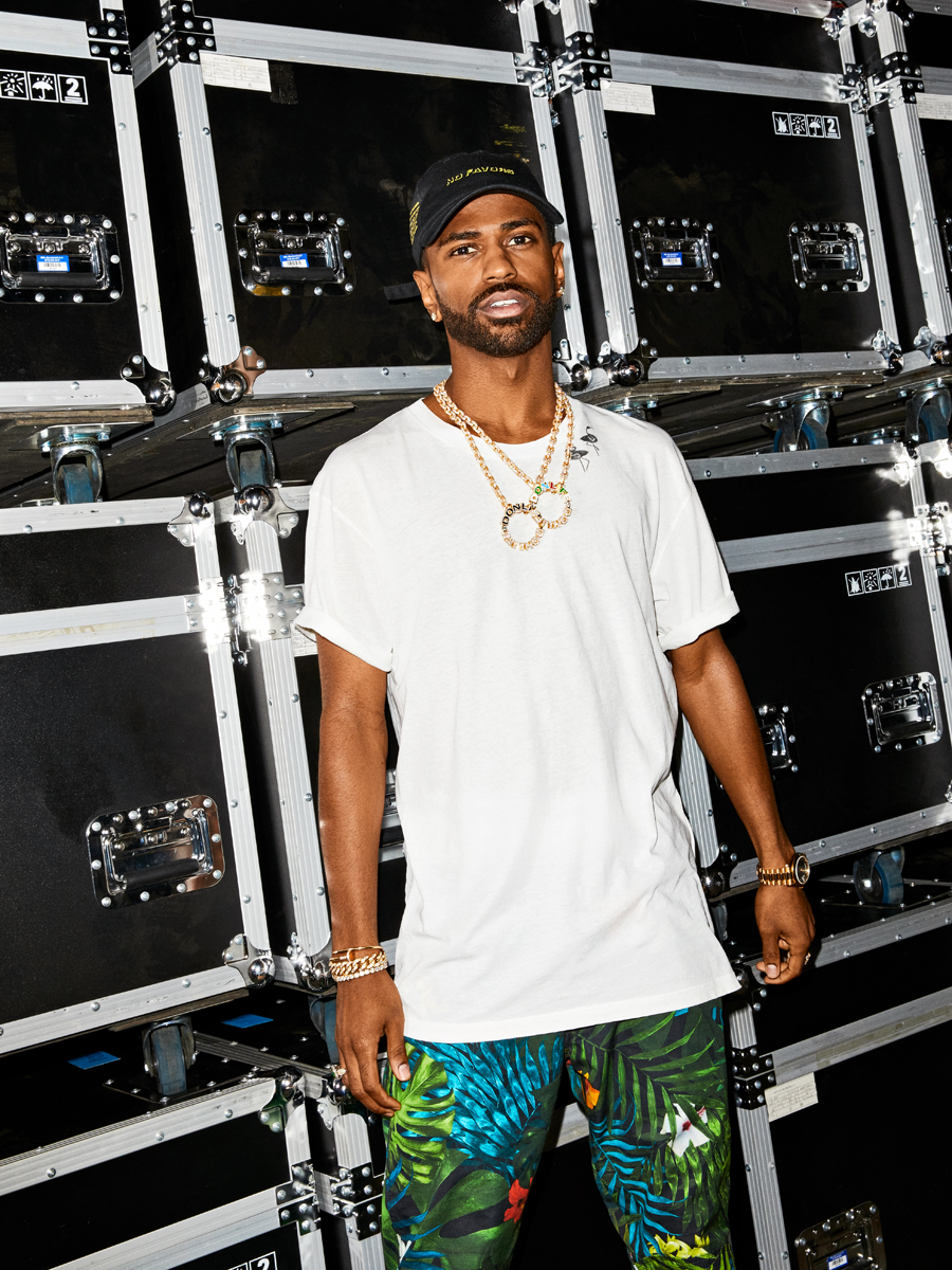 Big Sean for Billboard
