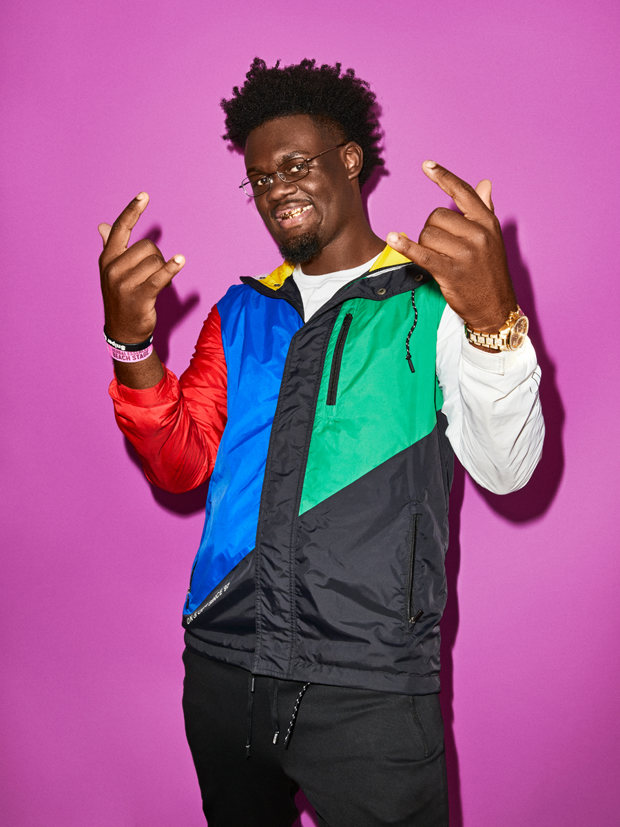 Ugly God for Billboard