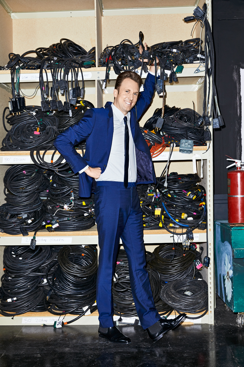 Jordan Klepper for The Hollywood Reporter