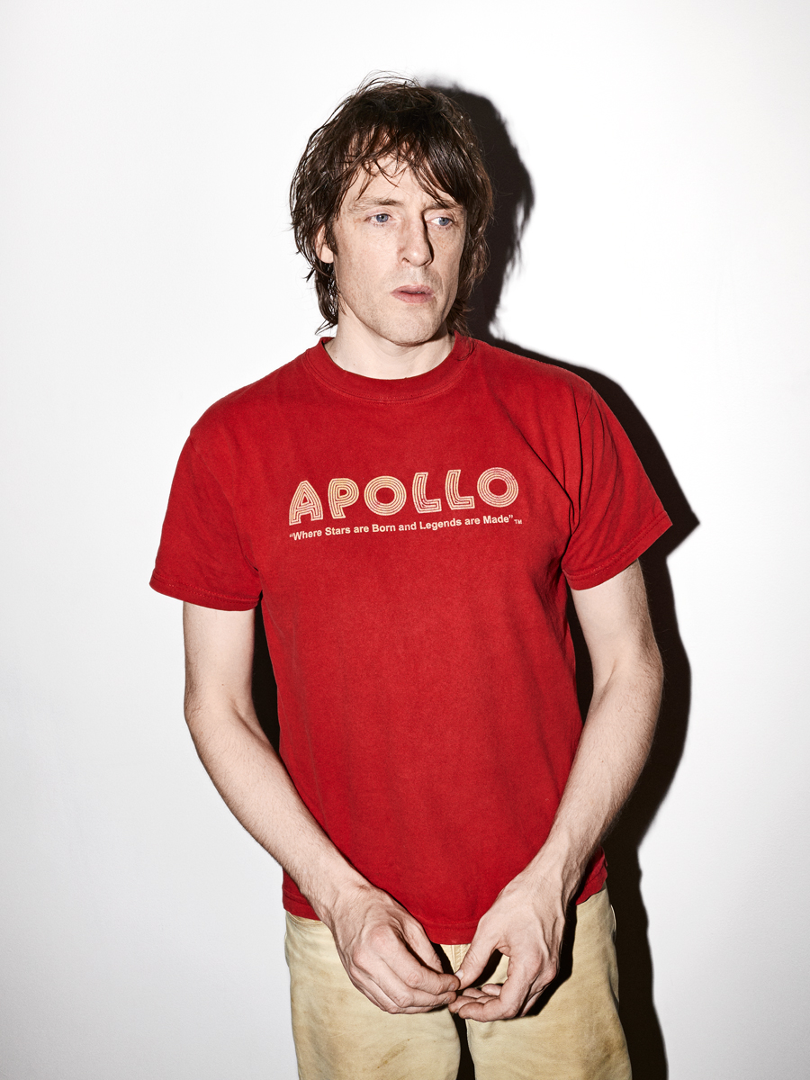 Spiritualized's Jason Pierce for self-titled