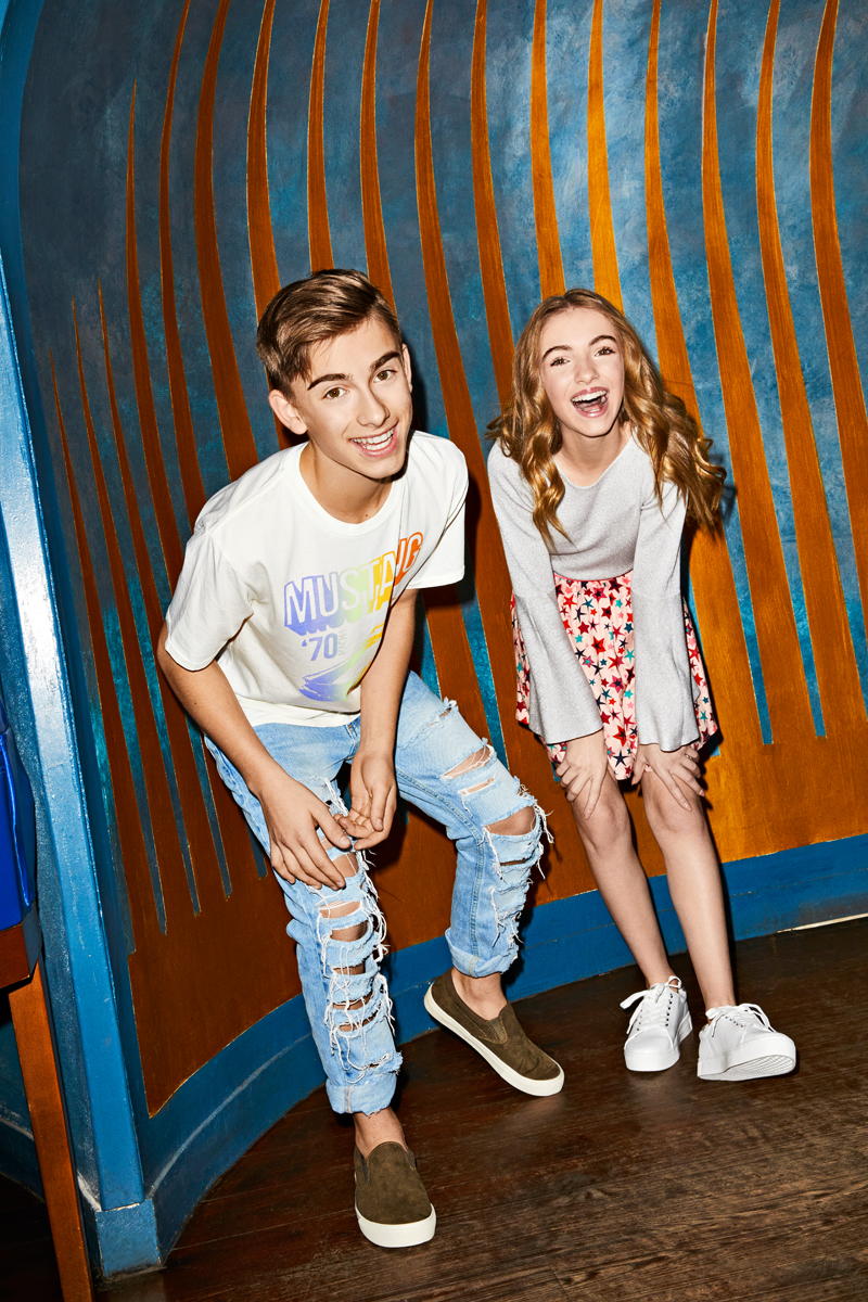 Johnny and Lauren Orlando for Tigerbeat
