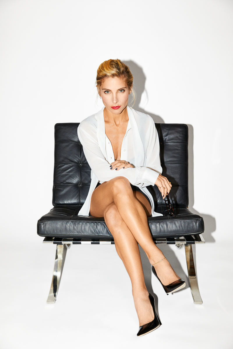 Elsa Pataky for Men's Health