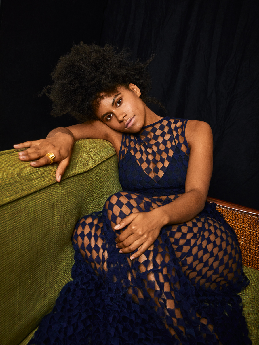 Zazie Beetz for The Hollywood Reporter