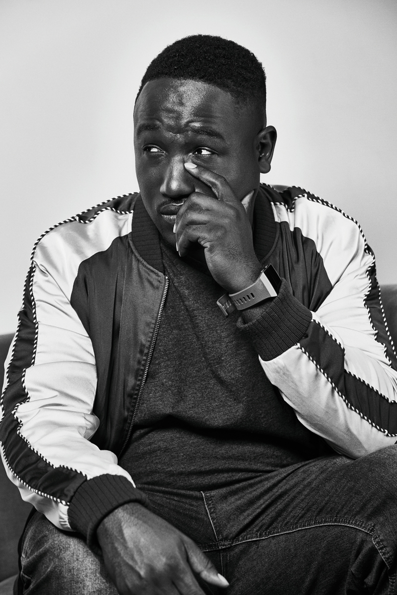 Hannibal Buress for the New York Times