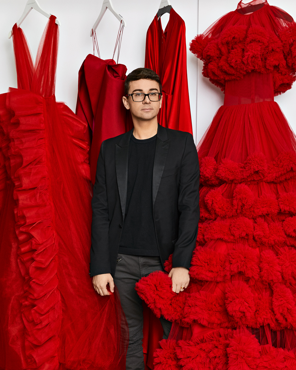 Christian Siriano for Rhapsody